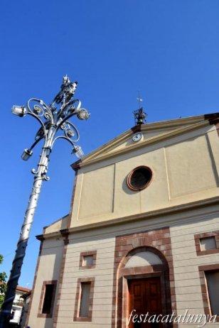 Gelida - Església parroquial de Sant Pere de Gelida