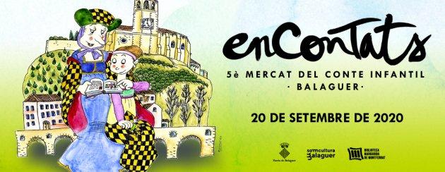 Balaguer - Encontats, Mercat del Conte Infantil