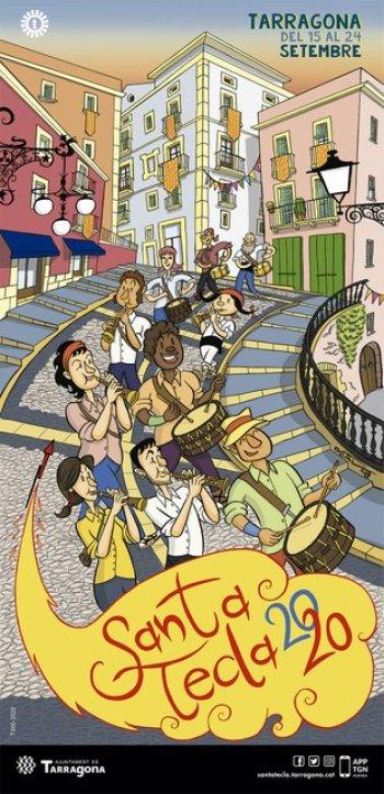 Tarragona - Festes de Santa Tecla