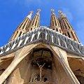 Façana de la Passió de la Sagrada Família de Barcelona ***