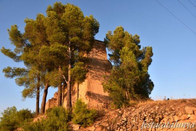 Sant Quintí de Mediona - Ermita de Sant Antoni i Torre Carlina