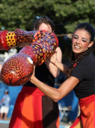 Barcelona - Festes de la Mercè (Foto: www.barcelona.cat/lamerce)