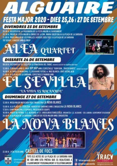 Alguaire - Festa Major