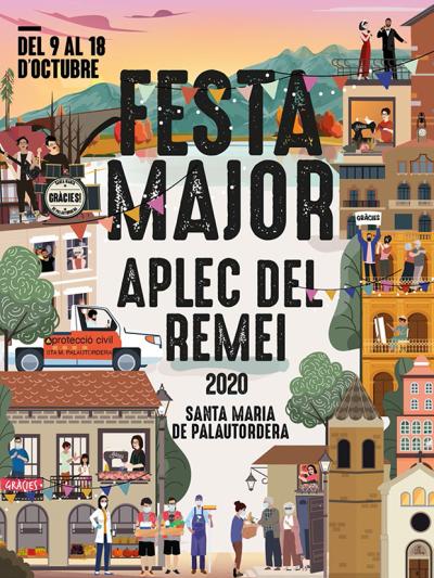 Santa Maria de Palautordera - Festa Major Aplec del Remei
