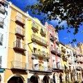 Plaça del Mercadal de Balaguer ***