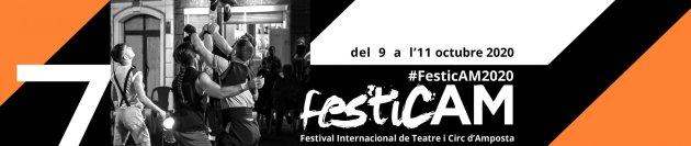Amposta - FesticAM, Festival Internacional de Teatre i Circ