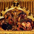 Capelles del costat de l'Evangeli de la catedral de Barcelona (entrant a l'esquerra) ***