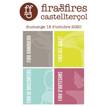 Castellterçol - Fira de Fires