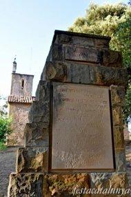 Folgueroles - Ermita de la Damunt