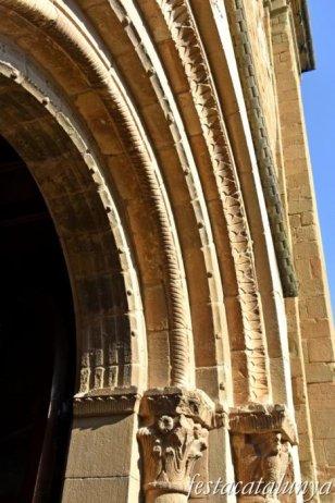 Folgueroles - Església parroquial de Santa Maria