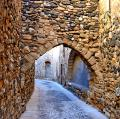 Passejada nucli històric de Montblanc dins de muralles