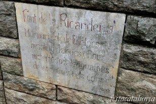 Folgueroles - Font de la Ricardera