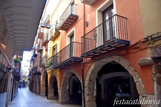 Balaguer - Centre Històric - Carrer d'Avall