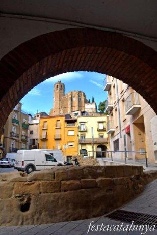 Balaguer - Centre Històric - Plaça de Sant Salvador