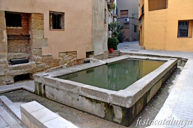 Balaguer - Centre Històric - Safareig de la Reguereta