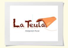 Sant Jaume dels Domenys - Allotjament rural La Teula