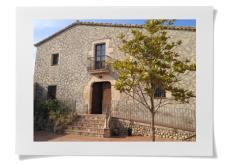 Sant Jaume dels Domenys - Casa rural Cal Polinari