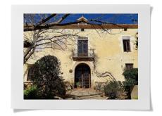 Sant Jaume dels Domenys - Hotel Castell de Gimenelles