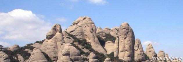 Monistrol de Montserrat - Muntanya de Montserrat