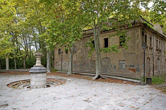 Banyoles - Balneari i Font de la Puda de Banyoles