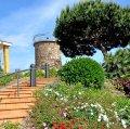 Torreta del Castell a Malgrat de Mar