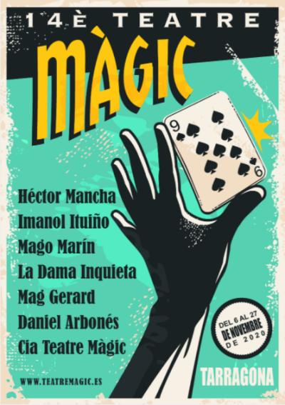 Tarragona - Festival Teatre Màgic