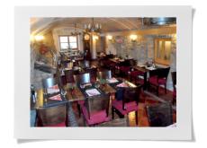 Talamanca - Restaurant Les Voltes
