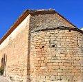 Església romànica de Sant Pere de Comalats a Copons