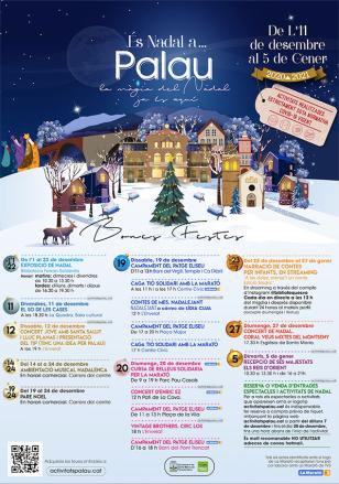 Santa Maria de Palautordera - És Nadal a Palau