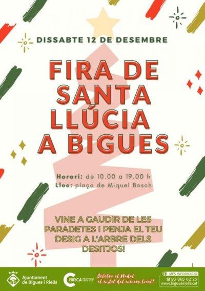 Bigues i Riells - Fira de Santa Llúcia