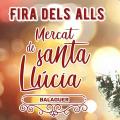 Fira dels Alls, Mercat de Santa Llúcia de Balaguer