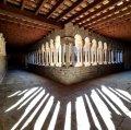 Claustre del monestir de Santa Maria de l'Estany ***