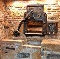 Antic forn de pa a l'Ajuntament de Vilanova de Prades
