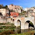 Pont de cal Cisquet o de la Riba