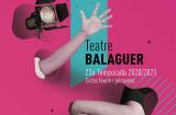 Temporada 2020-2021 al Teatre Municipal de Balaguer - Cicles hivern i primavera