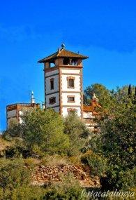 Cunit - Masia de Sant Antoni