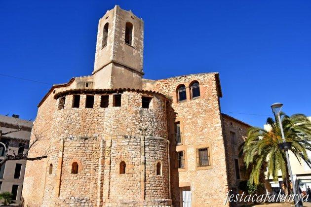 Cunit - Església de Sant Cristòfol