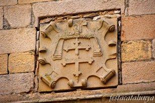 Conesa - Casa Delmera de Santes Creus (Escut de Santes Creus)