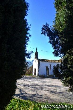 Banyeres del Penedès - Capella de Sant Miquel a les Masies de Sant Miquel