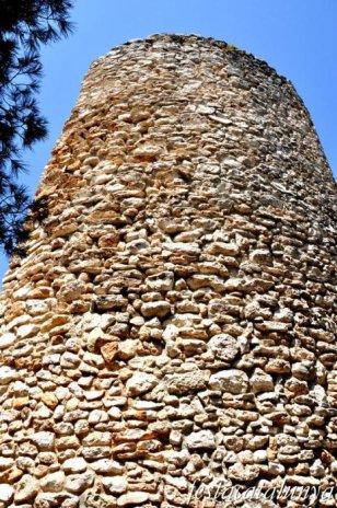 Banyeres del Penedès - Castell