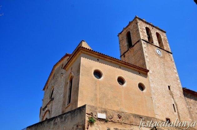 Banyeres del Penedès - Església parroquial de Santa Eulàlia