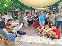 Guissona - Itinerari poètic Jordi Pàmias (Foto: Ajuntament)