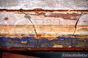 Banyeres del Penedès - Nucli històric - Antic Hostal o Cal Fontanilles