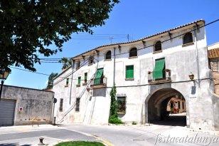 Banyeres del Penedès - Nucli històric - Cal Figueres