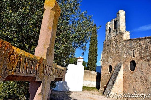 Banyeres del Penedès - Santa Maria del Priorat