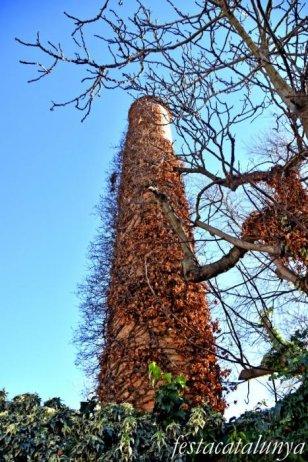 Banyeres del Penedès - Poble de Saifores - Can Mata, antic can Papiol