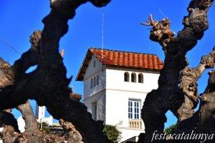 Banyeres del Penedès - Poble de Saifores - Can Garriga, antic can Morenes