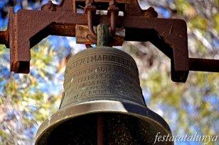 Banyeres del Penedès - Poble de Saifores - Església de Sant Pere