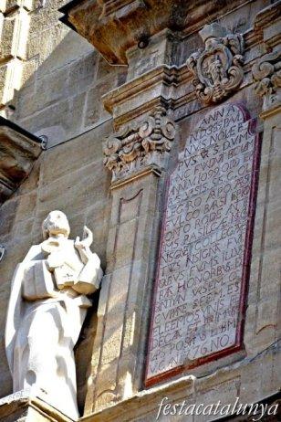 Guissona - Església parroquial de Santa Maria