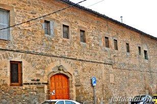 Guissona - Convent i església de Santa Mònica